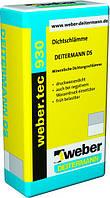 Weber.tec 930 (Deitermann DS) - однокомпонентный гидроизоляционный раствор