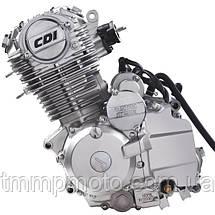 Двигатель в сборе Minsk-Viper CB 150cc/150см3 , фото 3