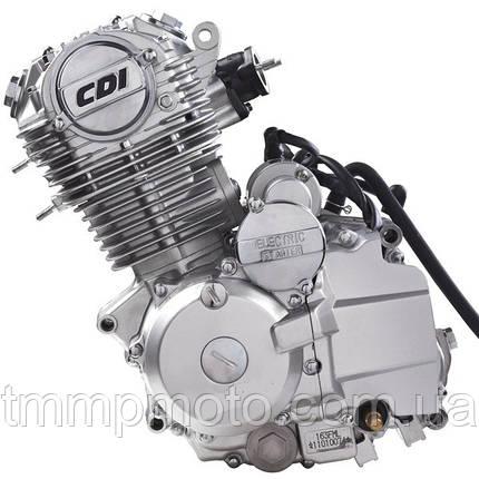 Двигатель в сборе Minsk-Viper CB 200cc/200см3, фото 2