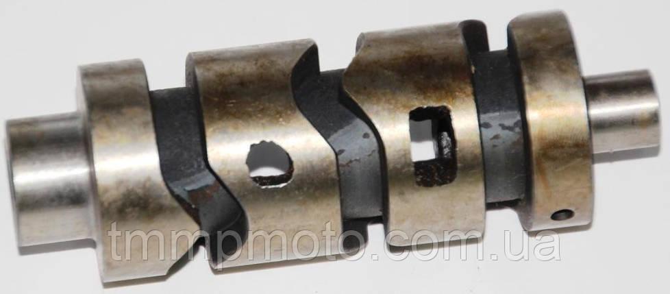 Червячный вал кпп  MINSK CB-CG-125-200 см3, фото 2