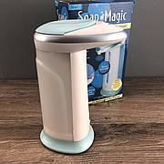 Сенсорный дозатор жидкого мыла Soap Magic автоматический мыльница электронный диспенсер для моющего средства б