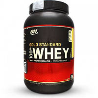 Протеин Optimum Nutrition Gold Standard 100% Whey, 908 грамм Разные вкусы