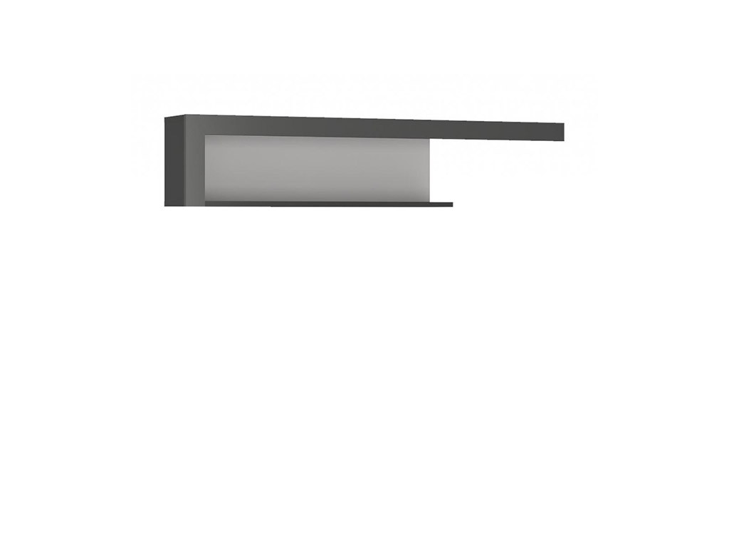 Полка Lyon ciemny LYOP03