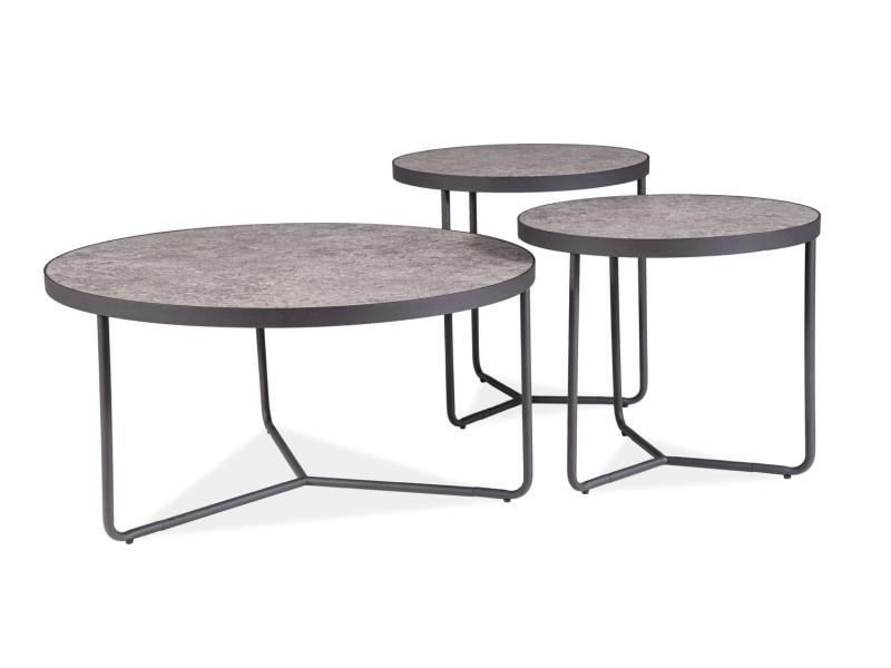 Набор столиков Demeter