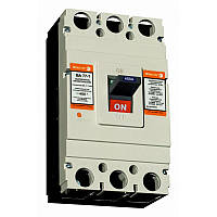 Автоматический выключатель ElectrO ВА77-1-400 3 полюси 300А 10In (8-12In) Icu 50кА  Ics 35кА 400В, фото 1