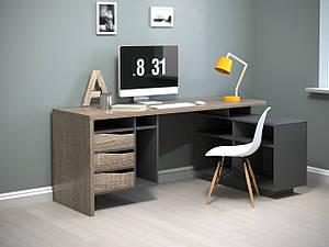 """Комп'ютерний стіл """"Connect 2"""" від Intarsio"""