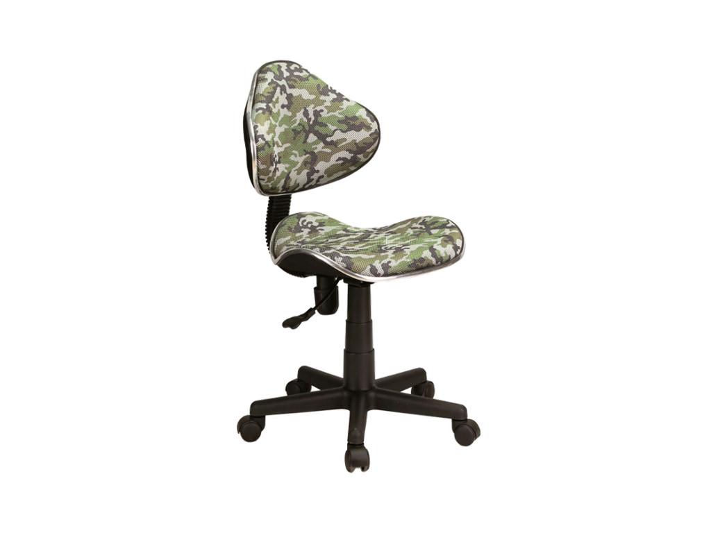 Офисное кресло Q-G2 (ткань с рисунком)