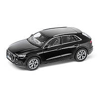 Масштабна модель Audi Q8, Orca Black, Scale 1:43, артикул 5011708632