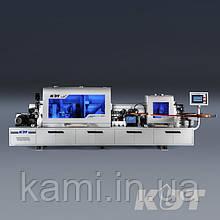 KDT KE-365JS Автоматический кромкооблицовочный станок с прифуговкой и плоской циклей