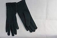 Перчатки теплые, стрейчевые,(с тонким мехом) р-ры от 6,5 до 8,5