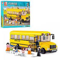 Конструктор Sluban (Слубан) M38-B0506 школьный автобус