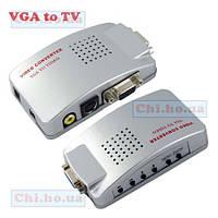 Конвертер ПК VGA в TV