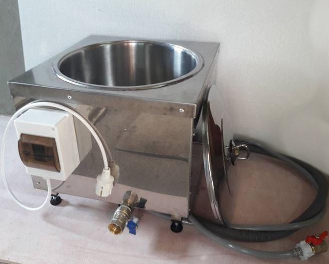 Сыроварня-пастеризатор LUX ПРО на 15 литров