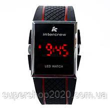 Часы LED watch intercrew RD