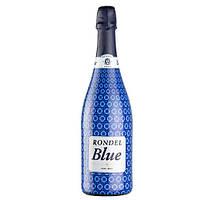 Вино игристое сухое Cava Rondel Blu Brut 0,75л