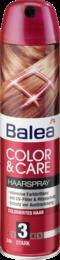 Лак  Защита Цвета для крашенных волос Balea Color & Care Haarspray 300 мл