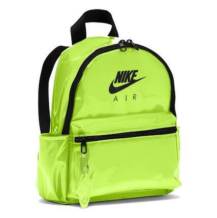 Рюкзак дитячий Nike Just Do It Backpack (Mini) CW9258-702 Зелений, фото 2