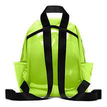 Рюкзак дитячий Nike Just Do It Backpack (Mini) CW9258-702 Зелений, фото 3