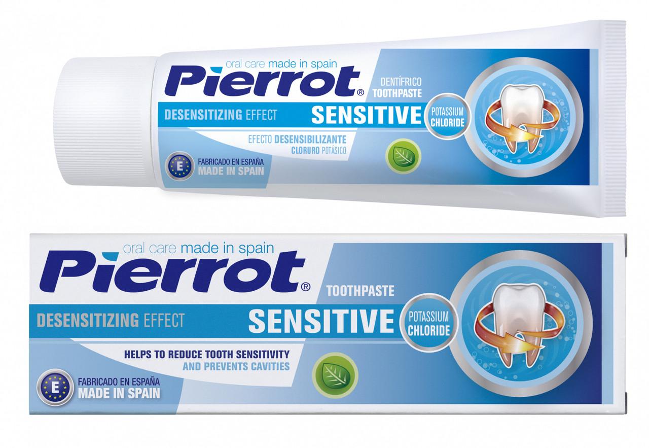 Зубная паста Pierrot Sensitive 75 мл Ref. 94