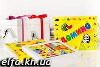 """Шоколадный набор """"Домино"""" (12 шоколадок)"""