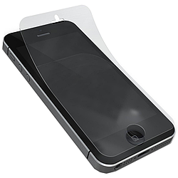 Защитная пленка для iPhone 5 (пленка для экрана iPhone 5) 4H 0.12 мм