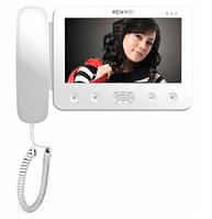 Видеодомофон 7'' Kenwei E705FC (white)