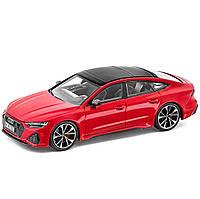 Масштабна модель Audi RS 7 Sportback, Tango Red, Scale 1:43, артикул 5011917031