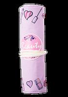 Пенал-кошелек ZiBi 704201 РОЛ КРАСОТА розовый, фото 1