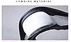 Чохол обшивка Cool на кермо для автомобіля Mazda натуральна шкіра, фото 2