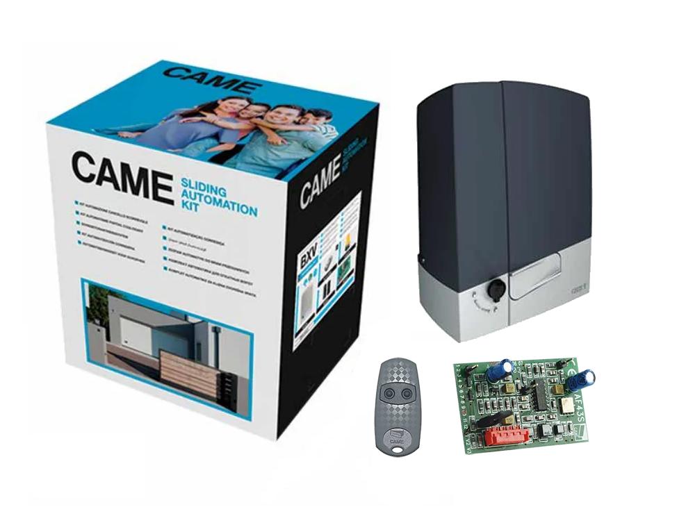 CAME BXV-400 VELOCE — автоматика для откатных ворот (створка до 400кг)