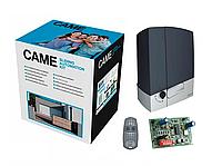 CAME BXV-400 VELOCE — автоматика для откатных ворот (створка до 400кг), фото 1