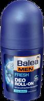 Дезодорант шариковый Свежесть Balea men Deo-roll on Fresh 50 мл