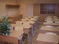 Парты школьные регулируемые по высоте, фото 1