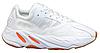 """Женские Кроссовки Adidas Yeezy 700 """"White Orange"""" - """"Белые Оранжевые Рефлективные"""""""
