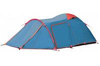 Палатка трехместная Twister Sol