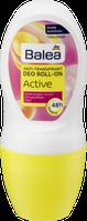 Дезодорант роликовый  Активная жизнь  Balea Deo Roll-on Active 50 мл