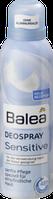 Дезодорант для нежной кожи тела Balea Deospray Sensative 200 мл