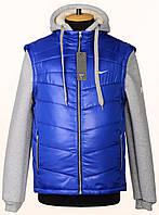 """Зимняя куртка- жилет """"Nike""""на меху.Купить недорого!!!"""