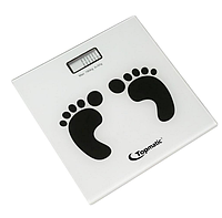 Напольные весы Topmatic PS-400.1 white