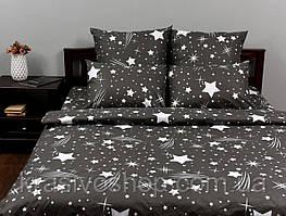 Постельное белье из бязи голд ночное небо (2.0 ЕВРО)