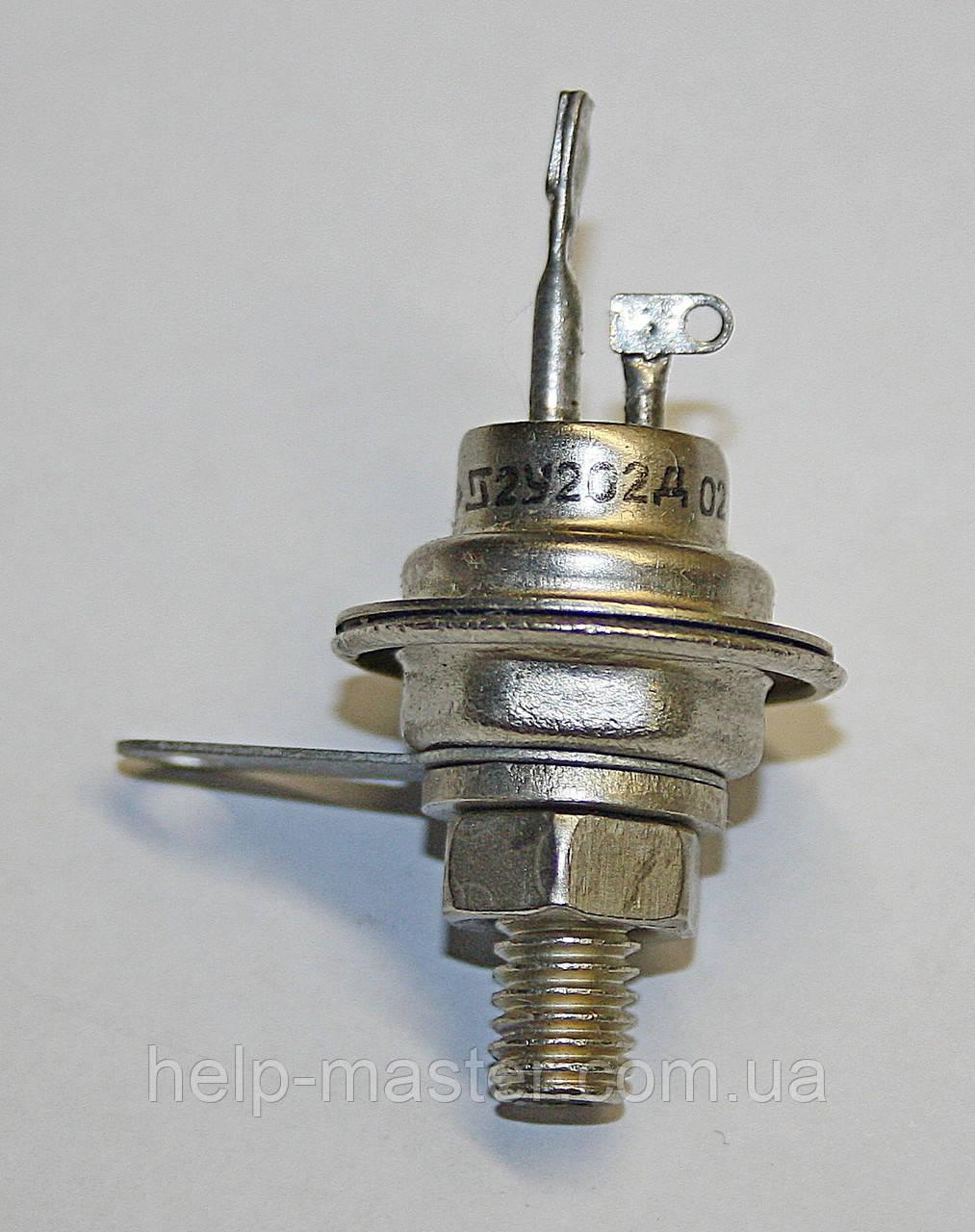 Тиристор 2У202Д