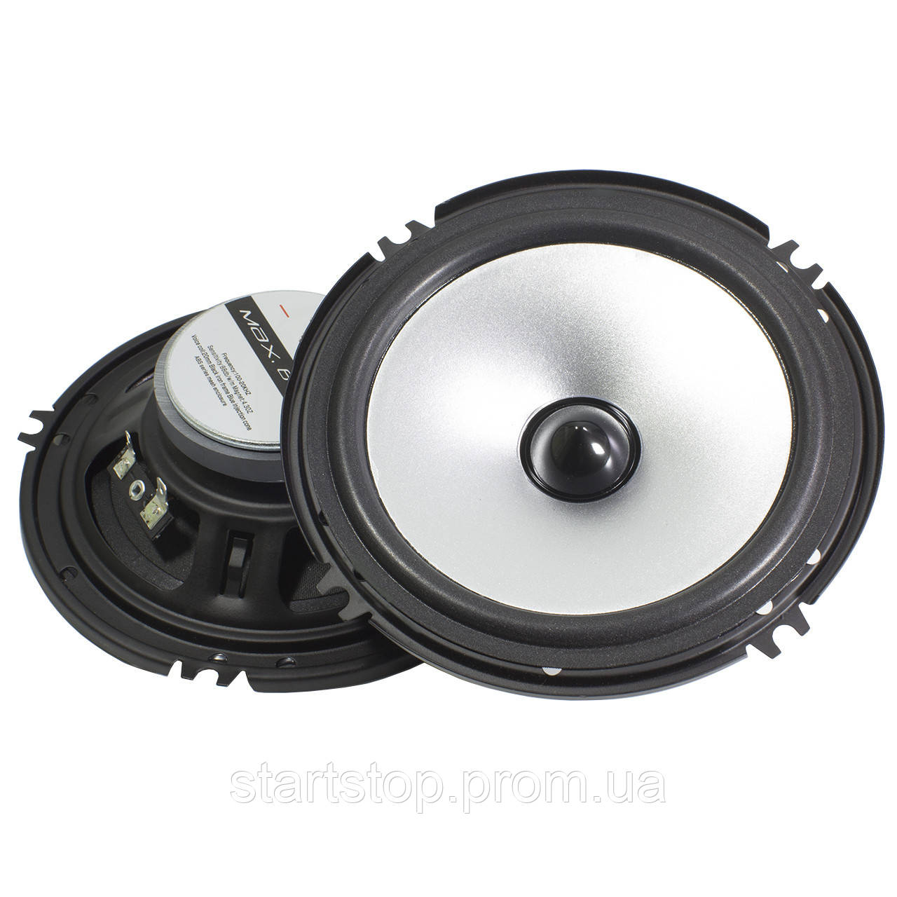 Купить Автоакустика Labo LB-PS1651D колонки мощность 80 Вт мощные стереодинамики 6.5-дюймовые (2399-5638)