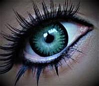 Зеленые линзы с черным ободком. Цветные линзы для светлых глаз. Зеленые линзы для глаз