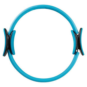 Кільце для пілатесу (38см діаметр, метал, неопрен)