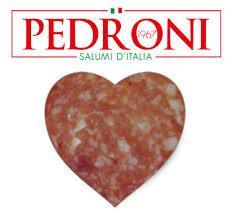 Салямі pedroni 0.8 грм, Італія