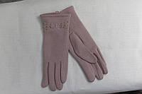 Перчатки теплые,стрейчевые,(с тонким мехом),р-ры 6,5- 8,5