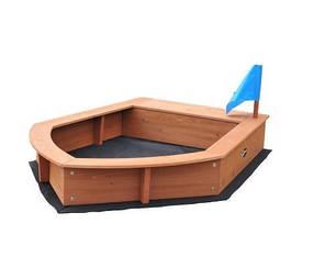 Песочница детская лодочка sb-14, фото 2