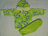Махровый детский костюм