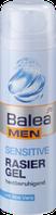 Гель для бритья Нежное прикосновение для чувствительной кожи  Balea Men Sensitive Gel  200 мл.
