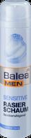 Пена для бритья Нежное прикосновение для чувствительной кожи Balea Men Sensitive Rasier Schaum 300 мл